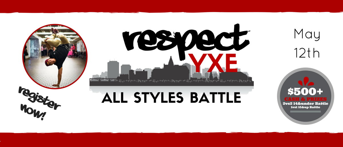 Permalink to: RespectYXE-All Styles Battle