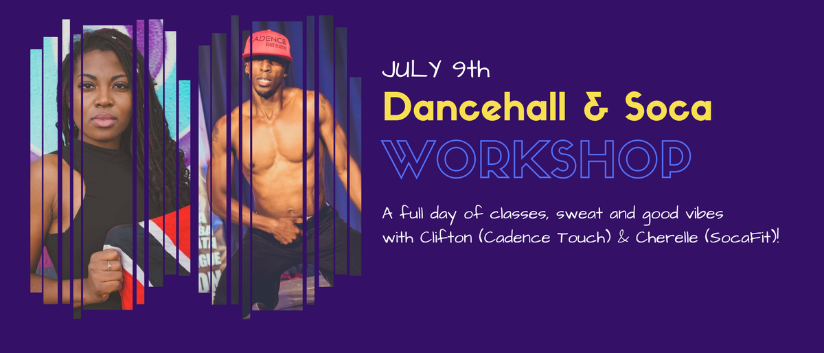 Permalink to: Dancehall & Soca Workshop