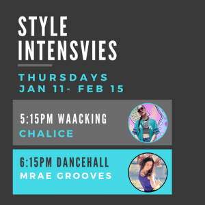 Style Intensives